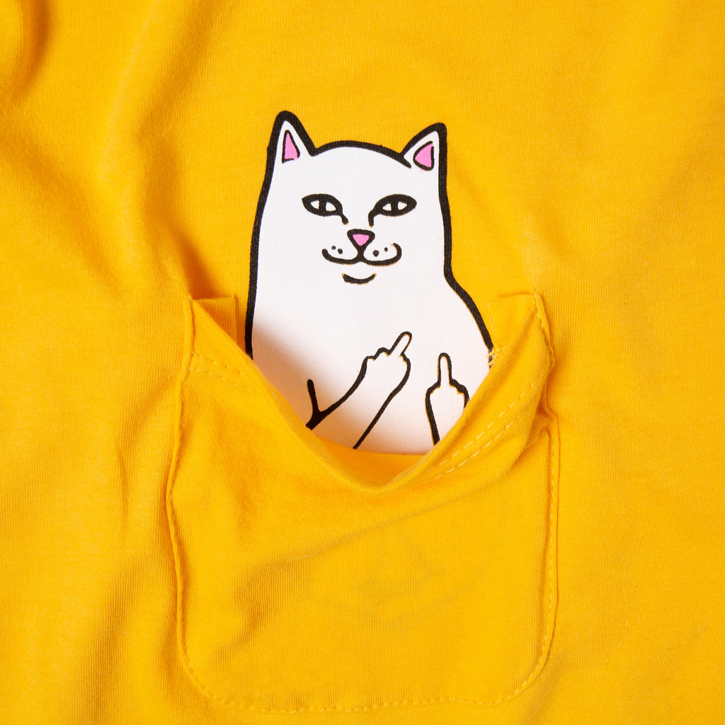 Lord Nermal Pocket L/S (Gold)