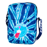 Pill Shoulder Bag (Blue Dye)