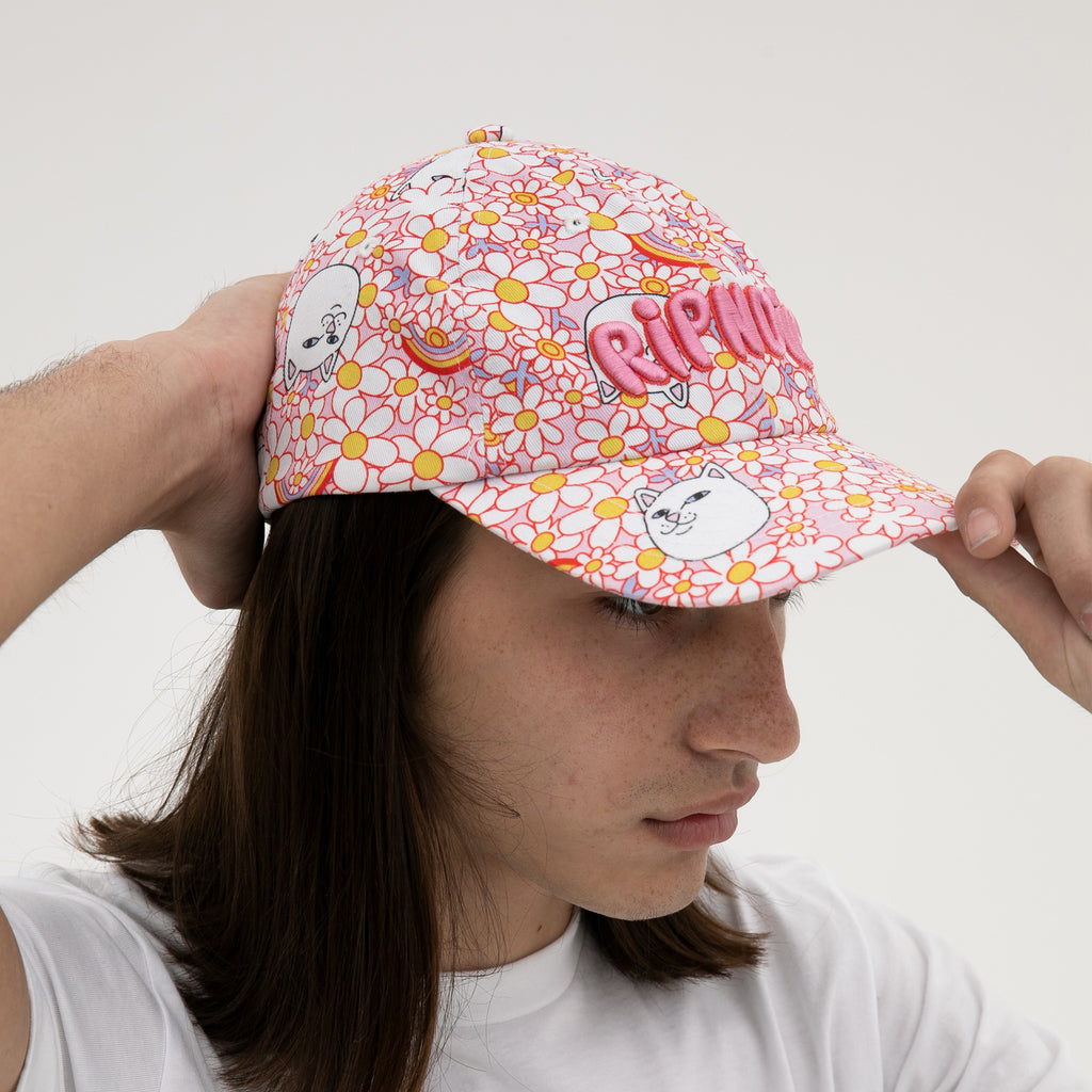 Daisy Daze Dad Hat (Multi)