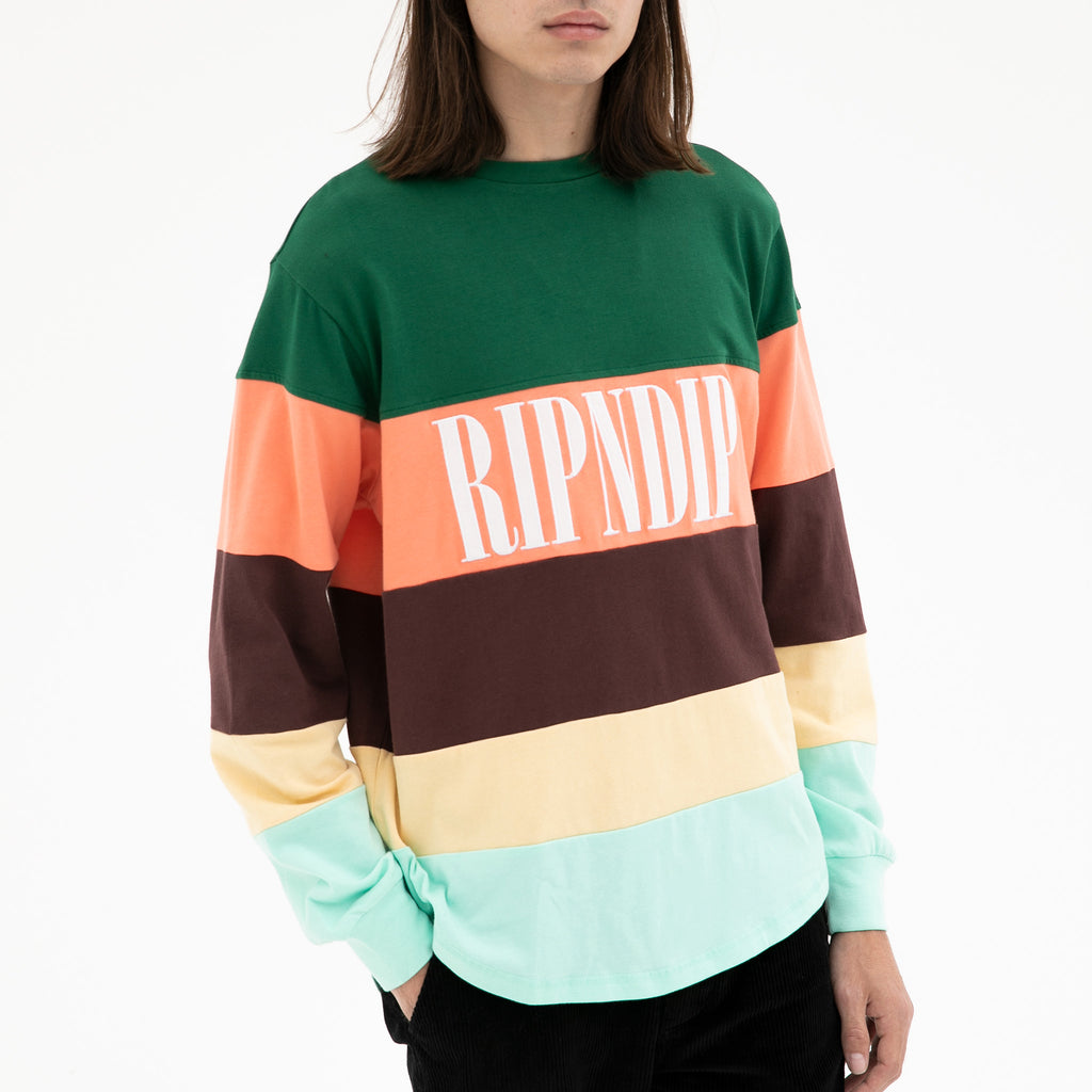 Chromatic Cotton L/S Jersey (Multi)