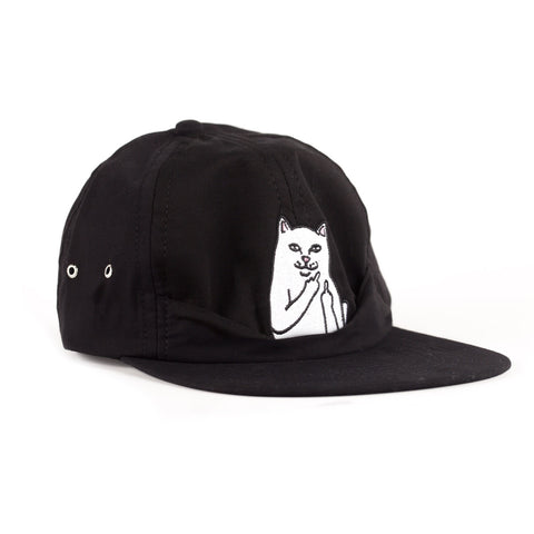 Lord Nermal Pocket Six Panel (Black)