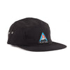 We Out Here UFO Camp Cap (black)