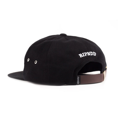Nermal Yang Six Panel (Black)