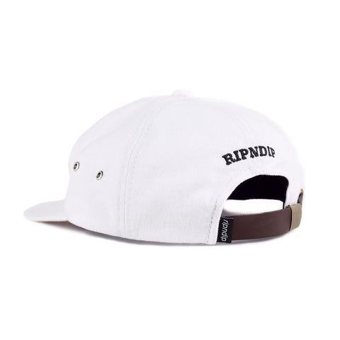 Nermal Banana Six Panel (White)