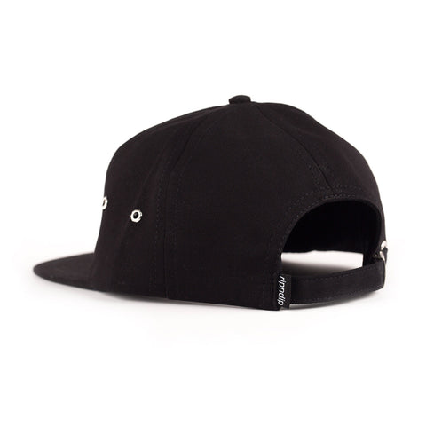 RND Logo Patch Five Panel (Black)