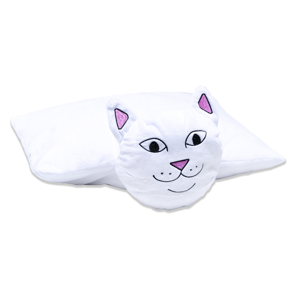 Lord Nermal Pillow Pet (White)