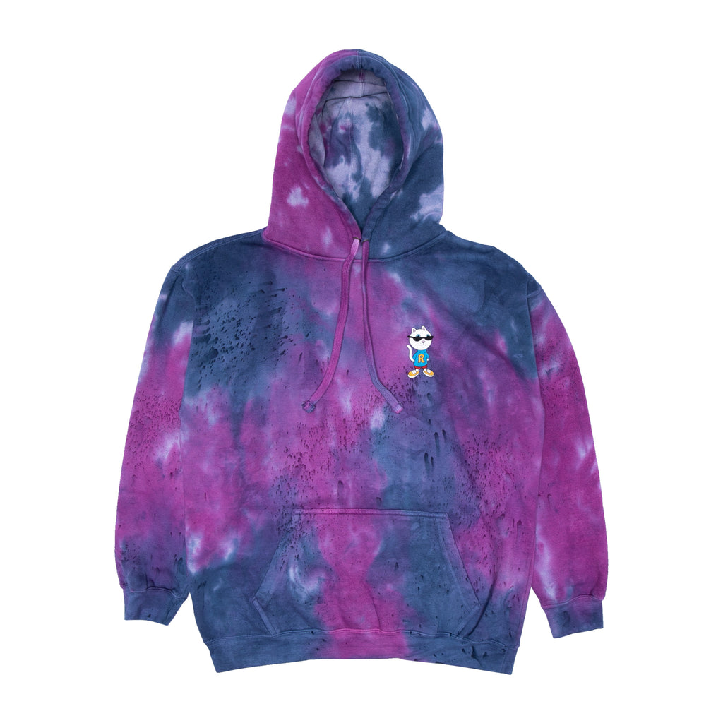 Nerm And The Gang Hoodie (Tie Dye)