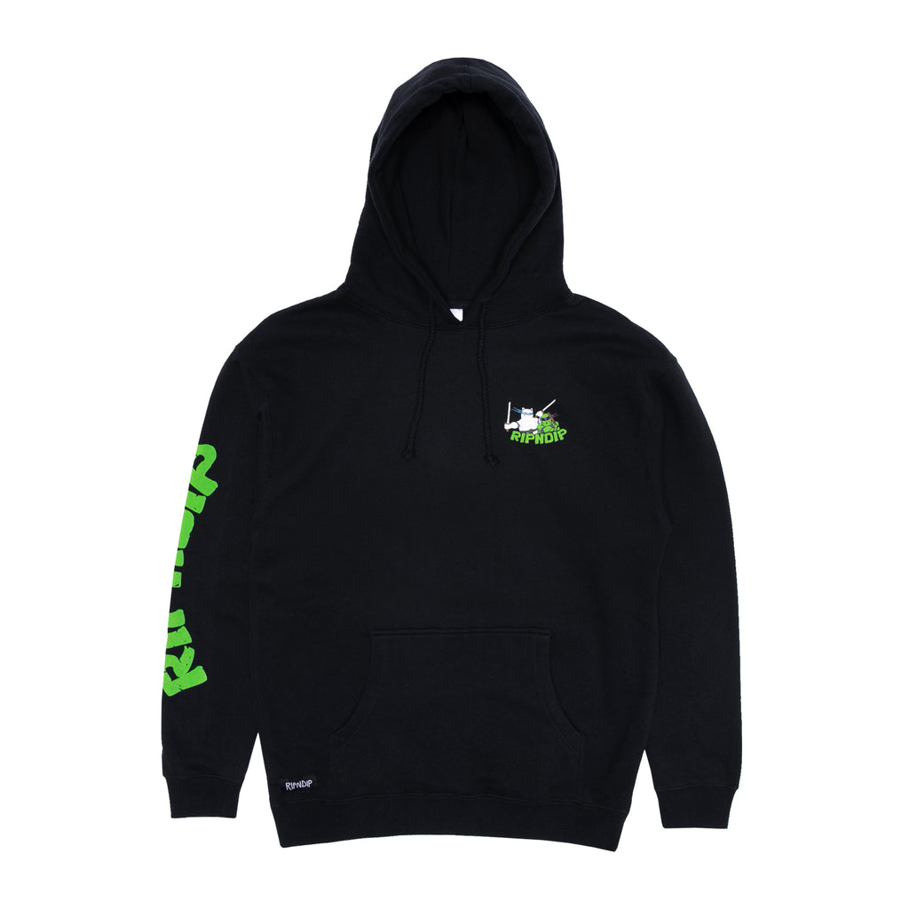 Teenage Mutant Hoodie (Black)
