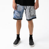 Hypnotic Knit Shorts (Charcoal)