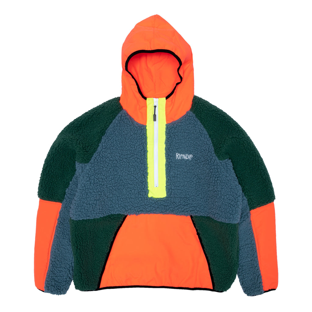 Square Up Anorak Jacket (Multi)