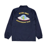 Same Shit Coach Jacket (Navy)