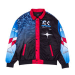 Nascar Nerm Puffy Racing Jacket (Multi)