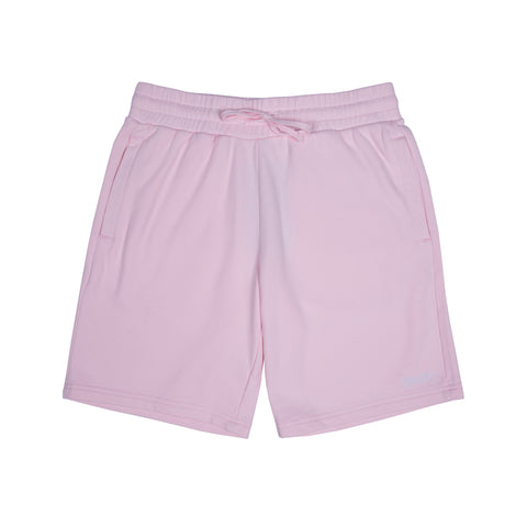 Peek A Nermal Sweat Shorts (Light Pink)
