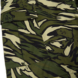 Tiger Nerm Cargo Pants (Green Camo)