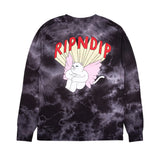 Nerm Angel L/S (Black Lightning Wash)