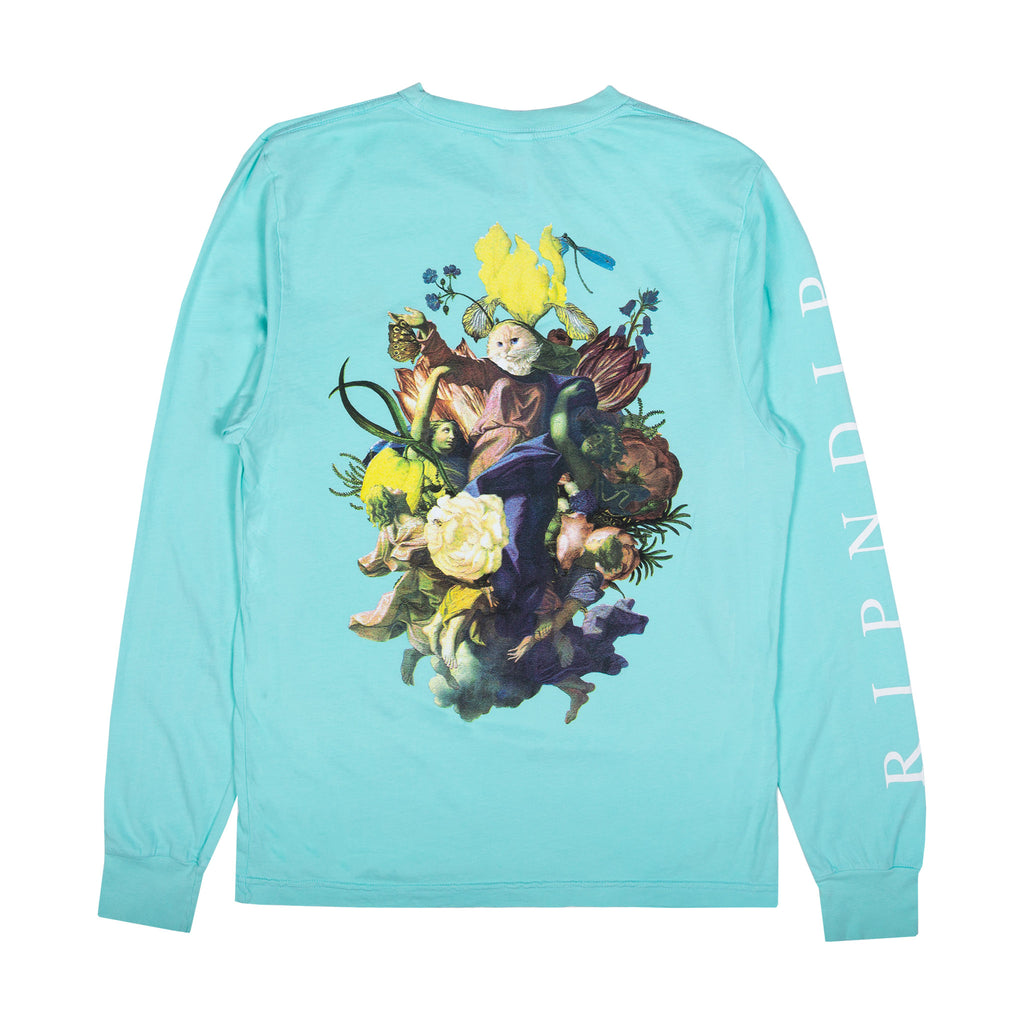 Heavenly Bodies L/S (Baby Blue)