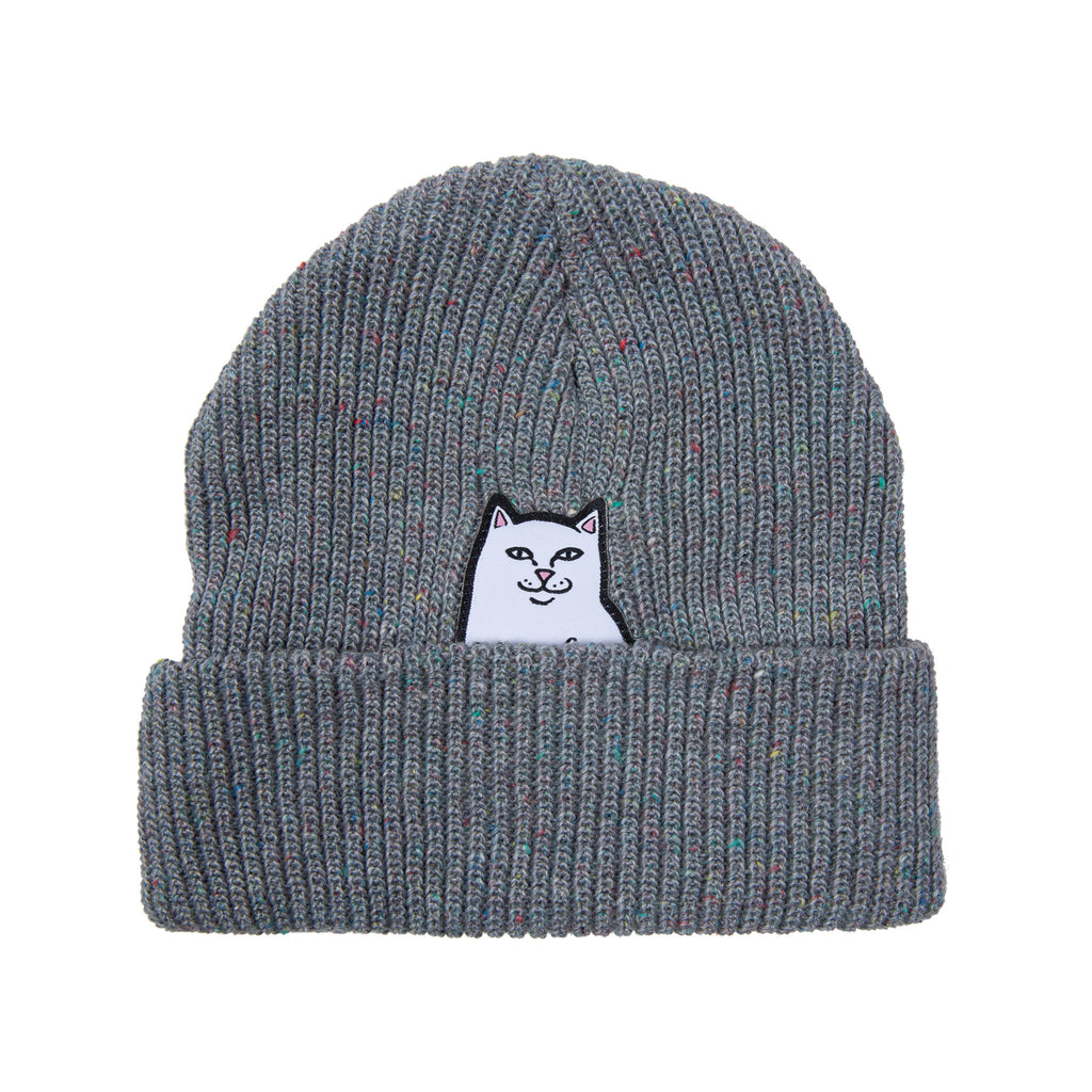 Lord Nermal Ribbed Beanie (Heather Multi)