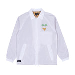 Boobcuzzi Coaches Jacket (White)