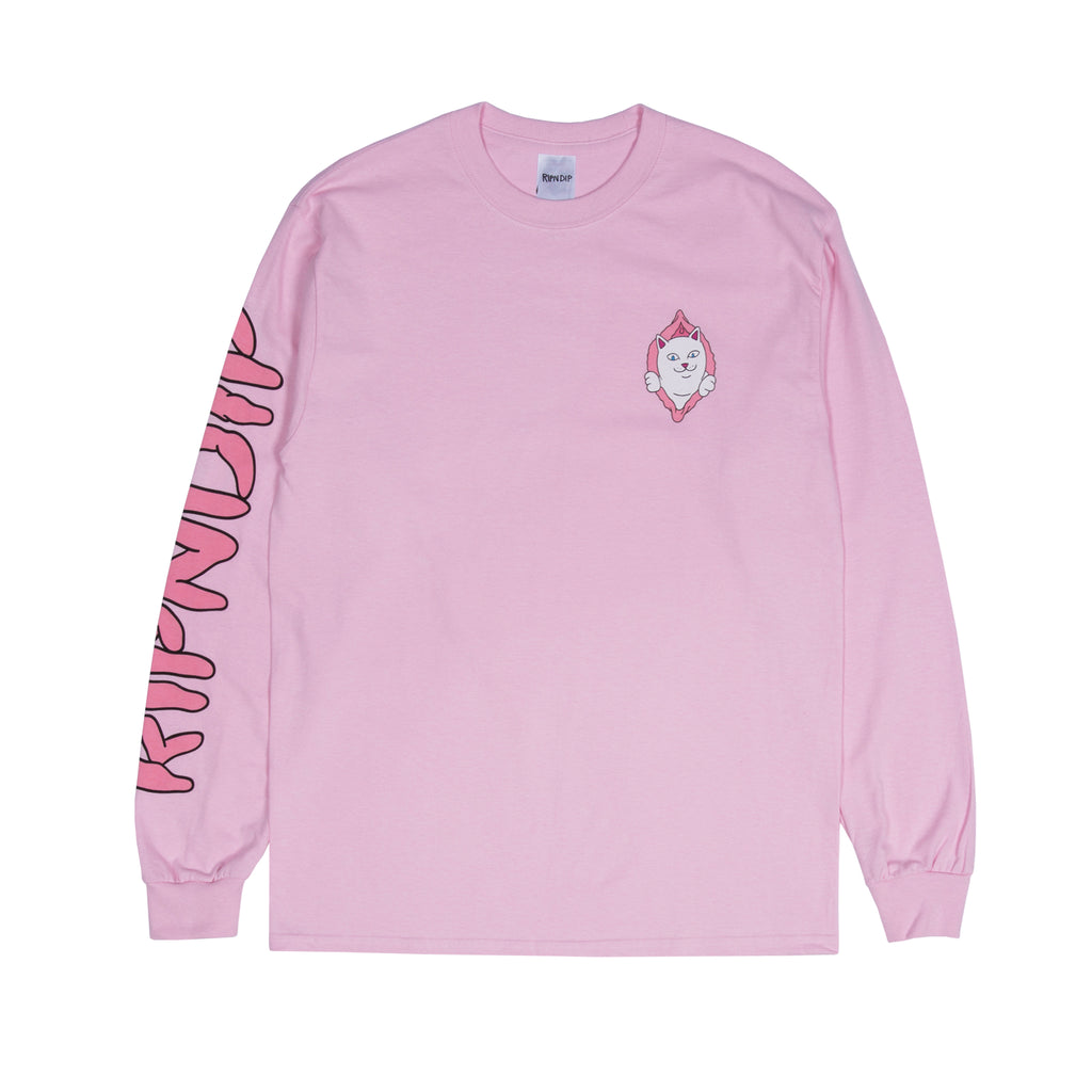 Found It L/S (Light Pink)