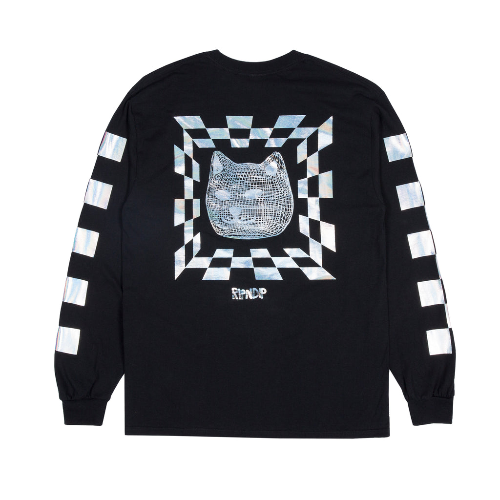Illusion L/S (Black)