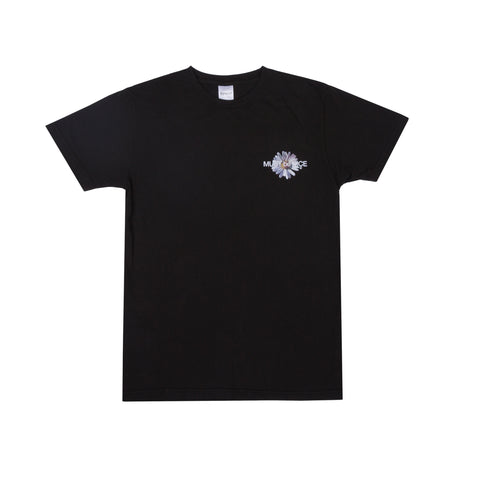 Daisy Do Tee (Black Vintage Wash)