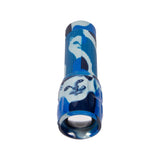 Nermal Camo Mini Flashlight (Blue Camo)