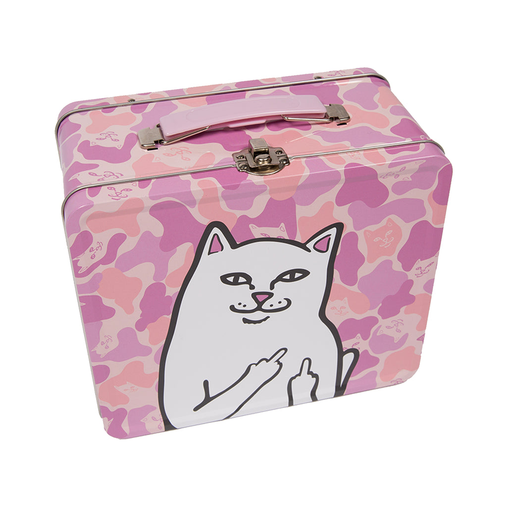 Nerm Camo Lunch Box (Pink Camo)