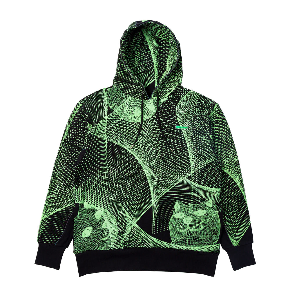 Future Trip Glow In The Dark Hoodie (Black)