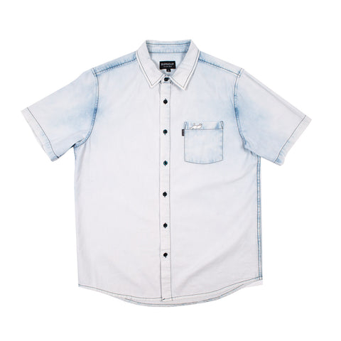 Castanza Button Up (Indigo)