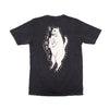 Wired Nermal Tee (Black Mineral Wash)