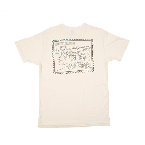 Mount Nermal Tee (Natural)