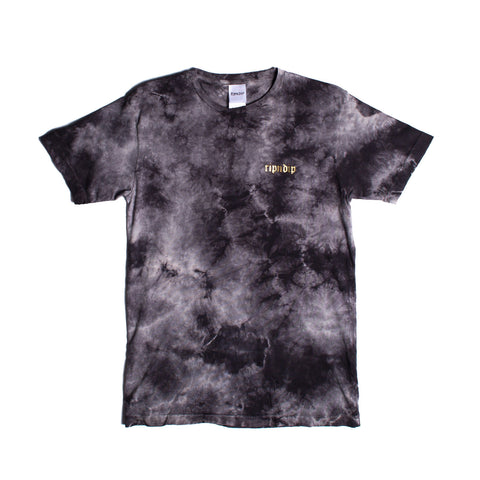 All Hail Tee (Black Acid Wash)