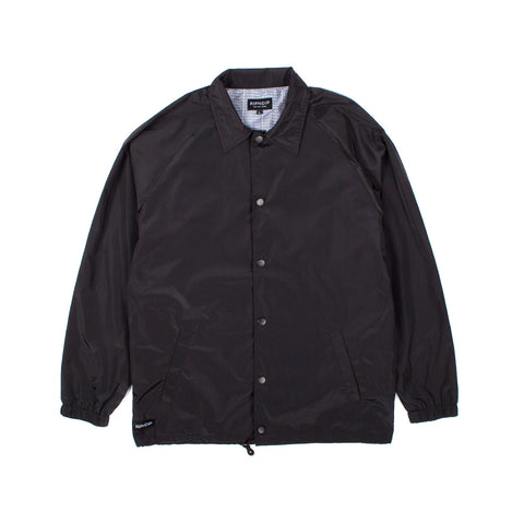 Same Shit Coach Jacket (Black)