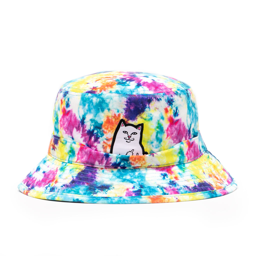 Lord Nermal Bucket Hat (Tie Dye)