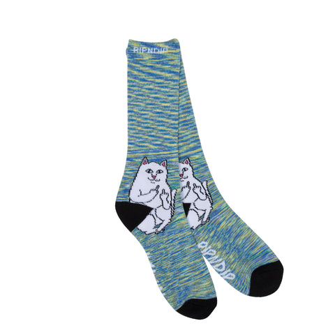 Lord Nermal Socks (Space Dye)