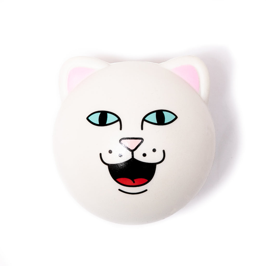 Lord Nermal Stress Ball (White)