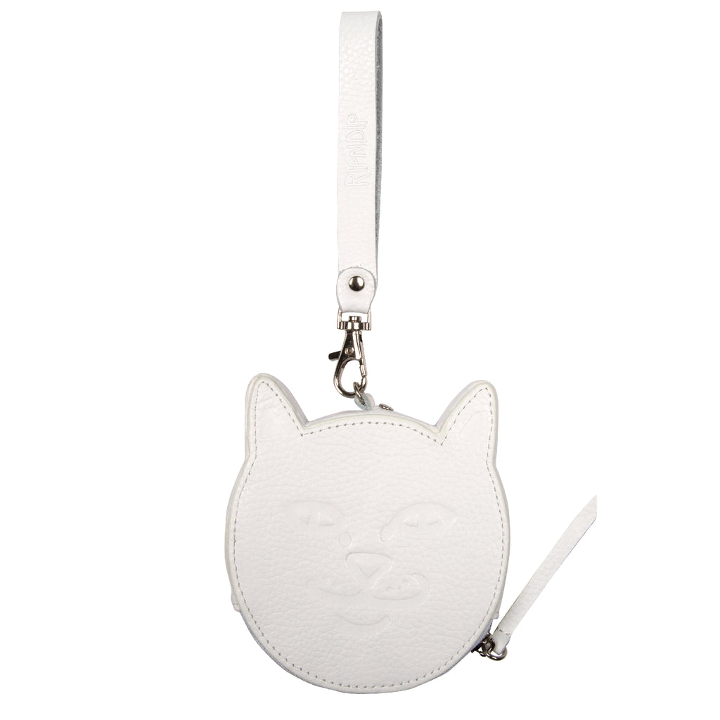 Lord Nermal Coin Pouch (White)