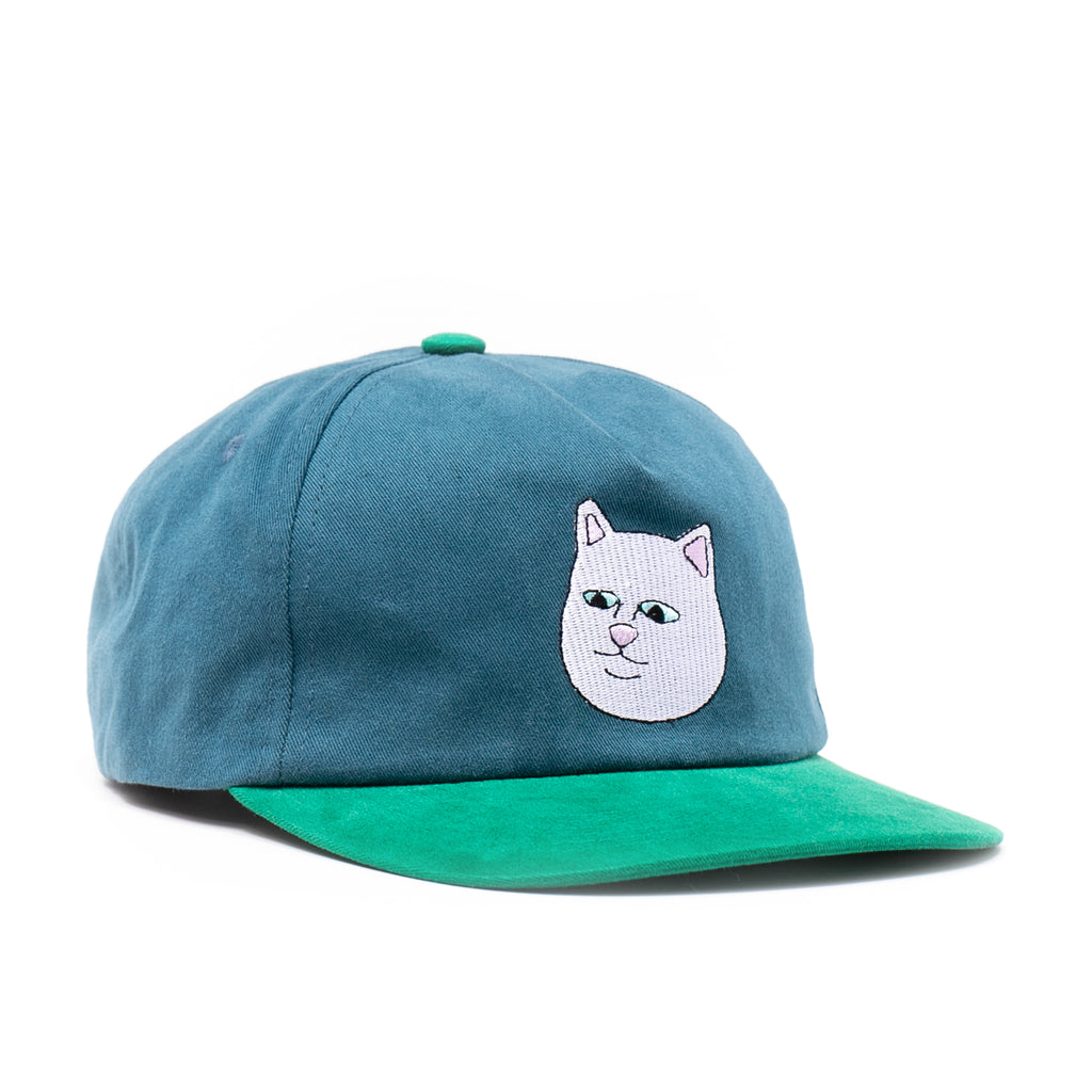 Losing My Mind Strapback (Sage / Blue)