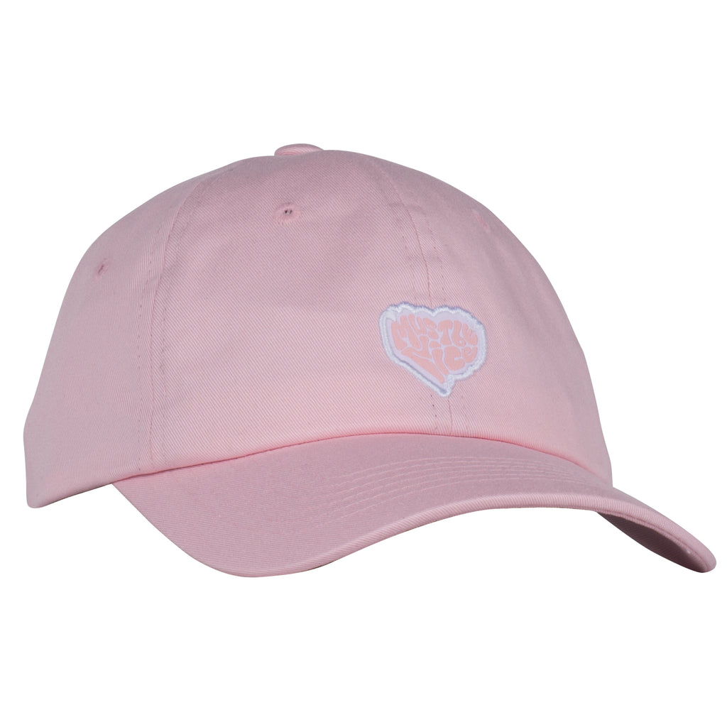 Love Affair Dad Hat (Peach)