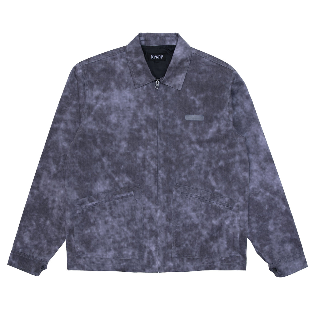 Masterpiece Coach Jacket (Grey Mineral Wash)