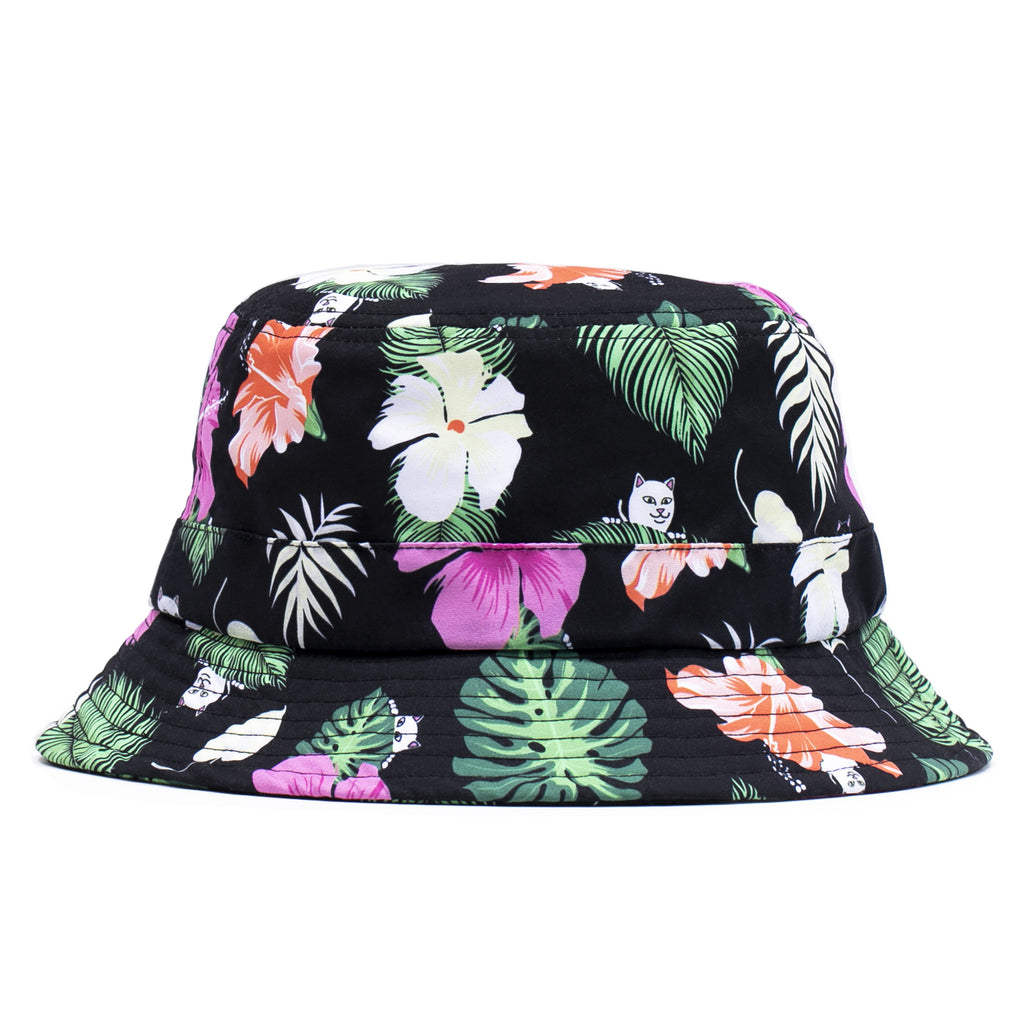 Maui Nerm Bucket Hat (Black)