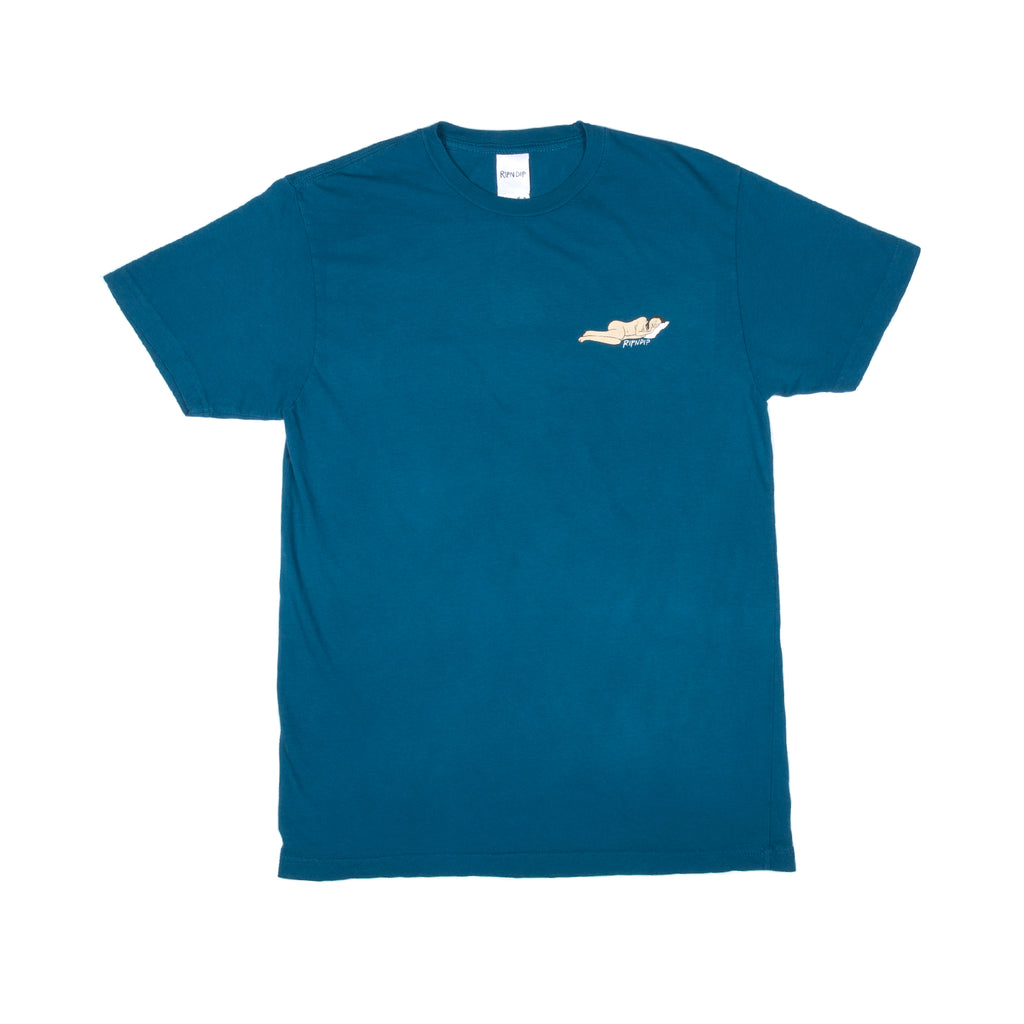 Nap Time Tee (Teal)