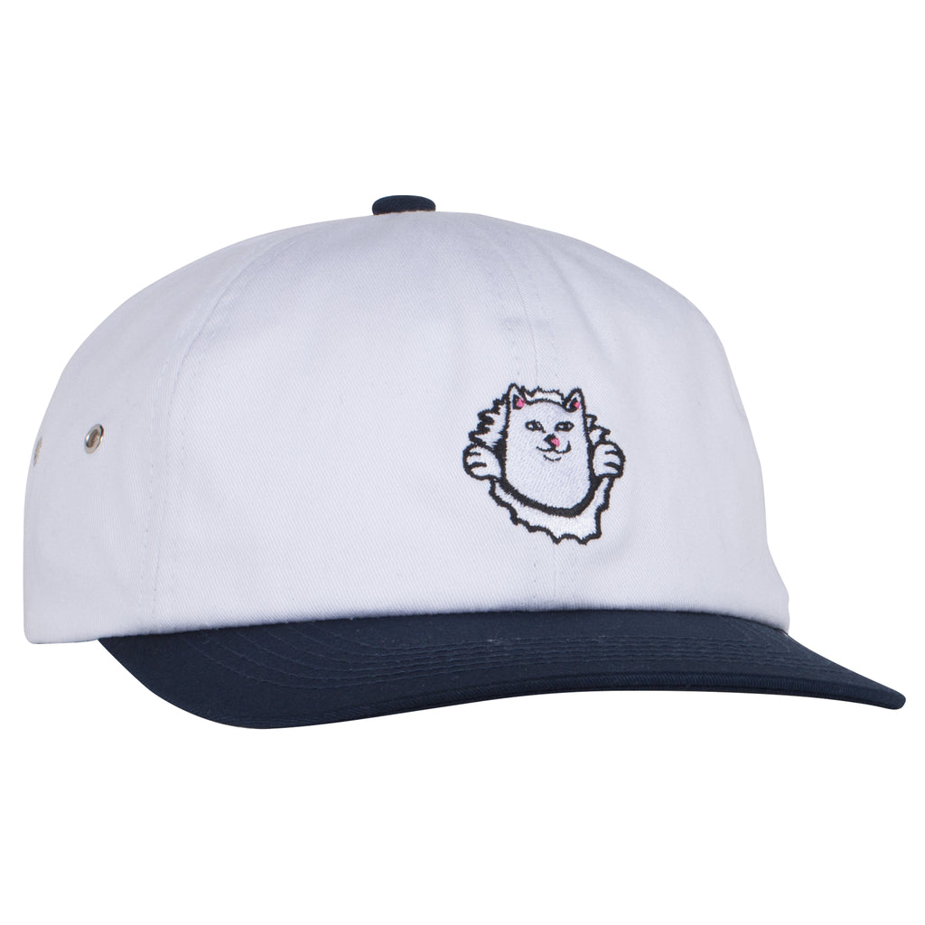Nermamaniac 6 Panel (White / Navy)