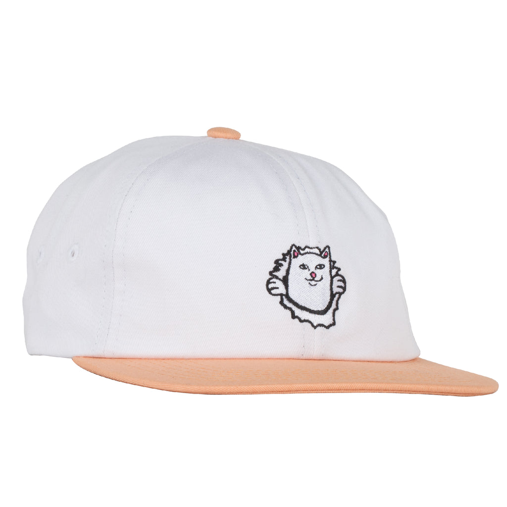 Nermamaniac 6 Panel (White / Coral)
