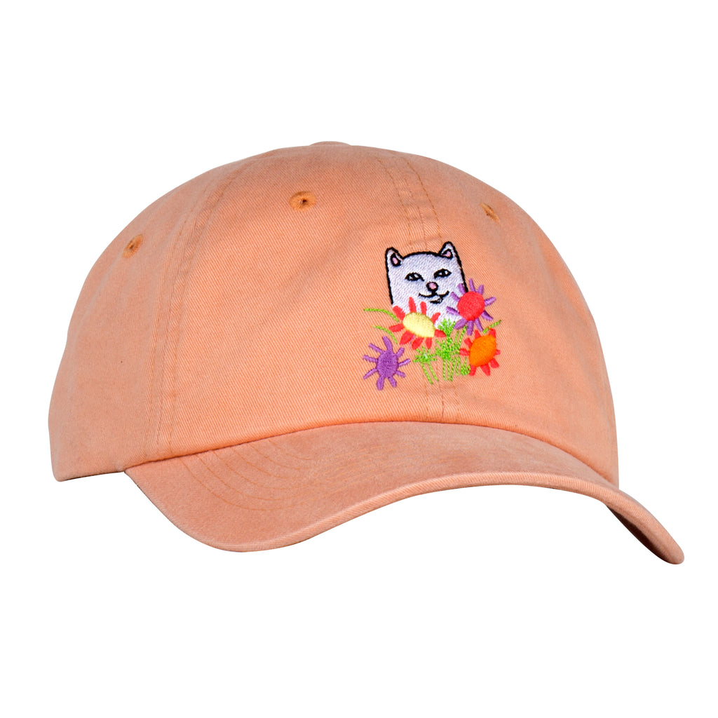 Nermcasso Dad Hat (Orange)
