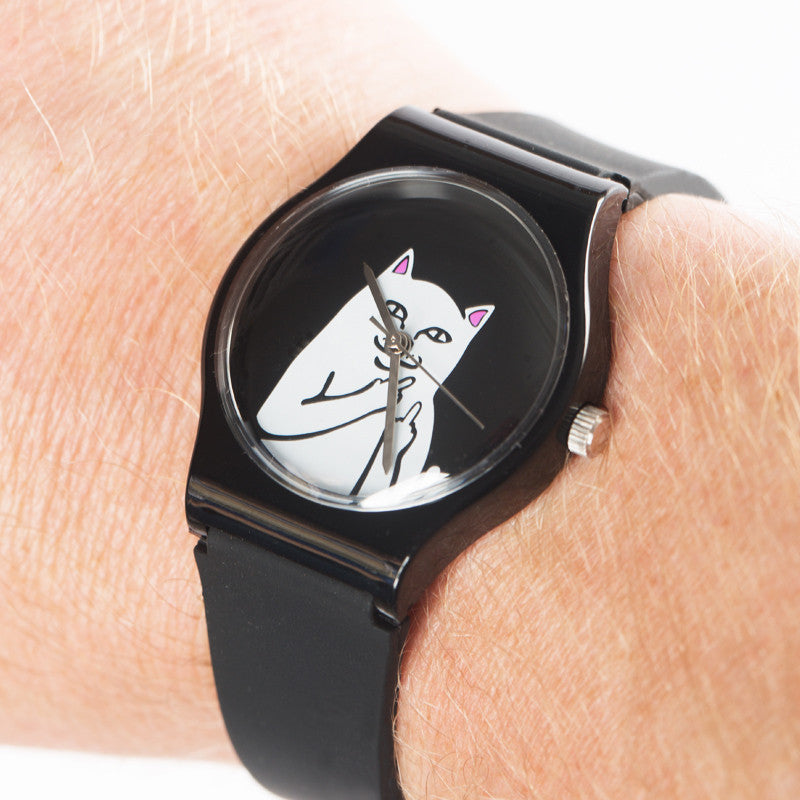Lord Nermal Watch (Black)