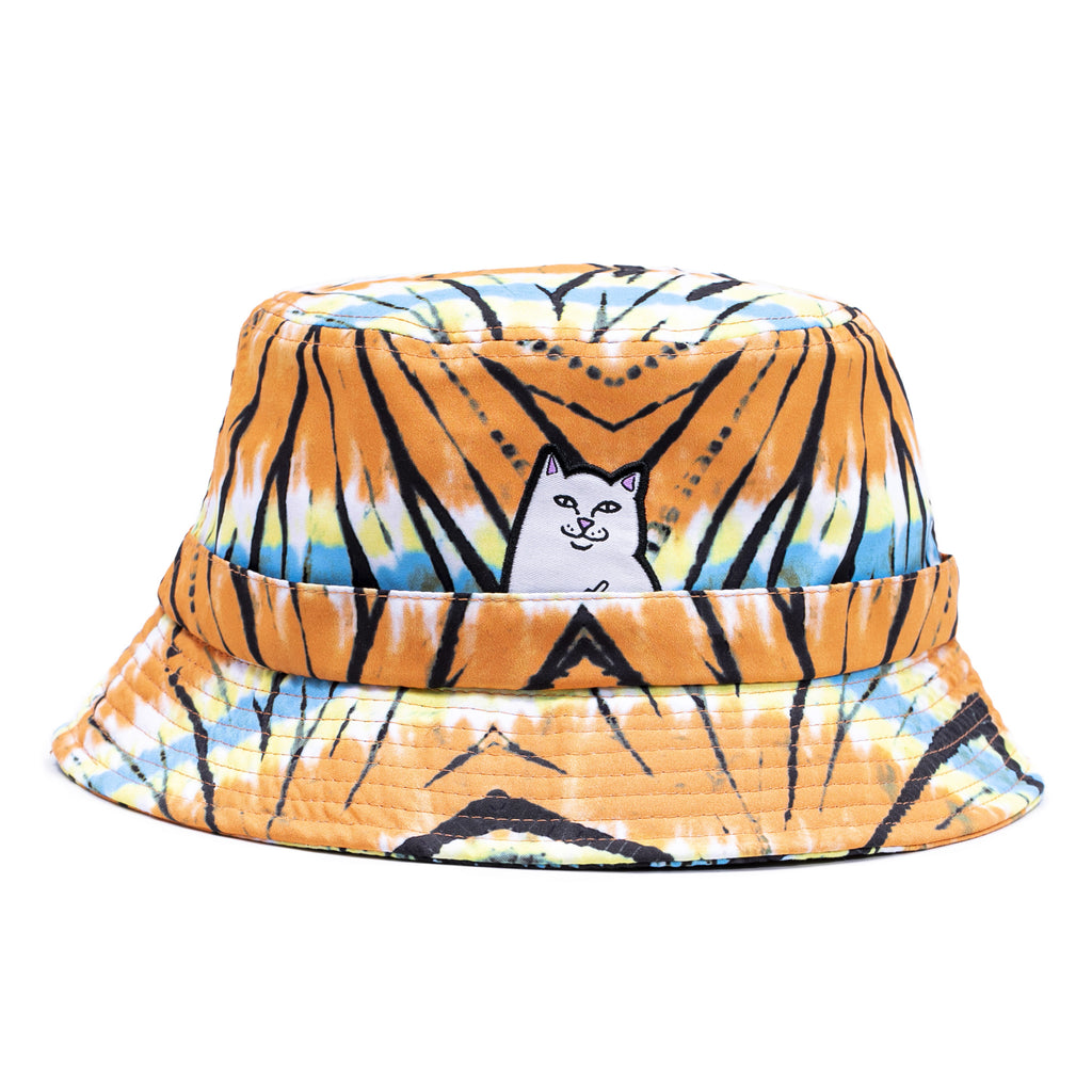 Lord Nermal Bucket Hat (Sunburst Tie Dye)