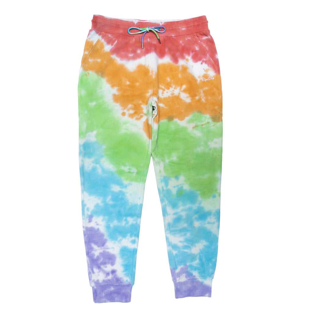 Peek A Nermal Sweat Pants (Blotch Tie Dye)