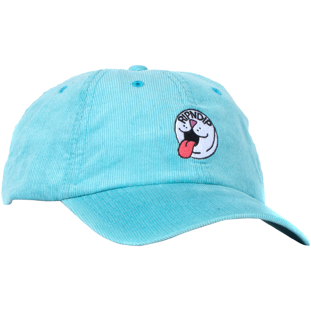 Pill Corduroy Dad Hat (Teal)