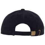 RIPNTAIL Corduroy 6 Panel (Black)